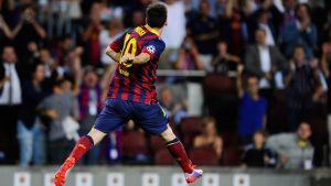 FC Barcelona – APOEL Nikozja; Składy