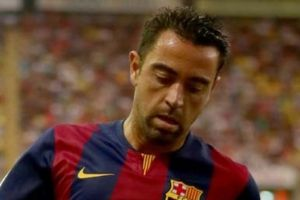 Xavi: Nie szło nam