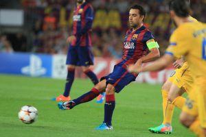 Xavi wyrównuje rekord Raúla
