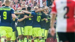 Ajax pokonał Feyenoord