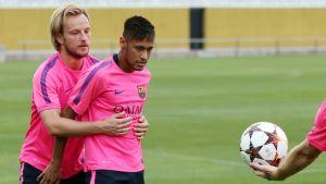 Rakitić i Neymar z zielonym światłem!