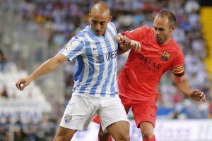 Iniesta: Trudno się gra przeciwko tylu obrońcom