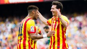 Barça skuteczniejsza w drugich połowach