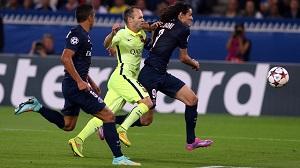 Iniesta: Błędy bardziej bolą w Champions