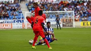 Alavés-Barça B: Mecz o dwóch obliczach (2-3)