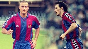 33 wspólne mecze w Barçy
