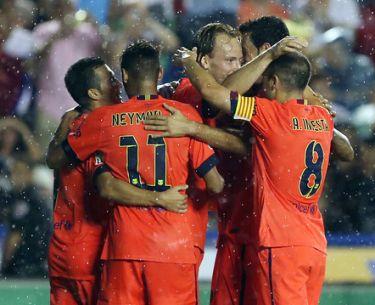 Pewne zwycięstwo: Levante UD – FC Barcelona (0:5)