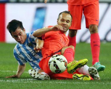 Mecz bez strzału na bramkę: Málaga CF – FC Barcelona (0:0)