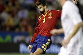 Gerard Piqué wraca do reprezentacji Hiszpanii