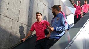 Zawodnicy są już w Madrycie