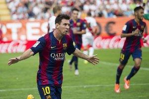 Leo Messi – dwie bramki od przejścia do historii
