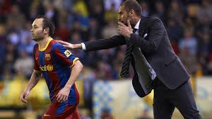 Iniesta: Guardiola jest moim idolem