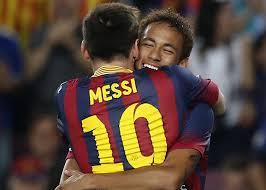 Neymar: Rozumiemy się coraz lepiej z Messim