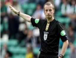 William Collum sędzią w meczu z Ajaxem