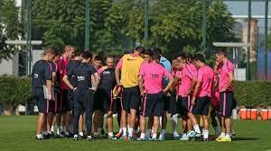 Tydzień z meczami z Ajaxem i Realem