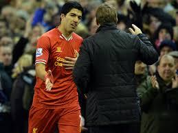 Rodgers: Suárez to magiczny zawodnik