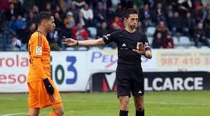 Iñaki Vicandi Garrido sędzią meczu z Celtą