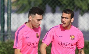 Munir i Sandro nominowani do nagrody Golden Boy