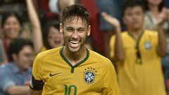Romario: Neymar zostanie najlepszym strzelcem reprezentacji