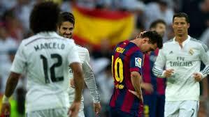 Messi zagrał na Bernabeú z urazem