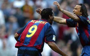 Kluivert: Luis Enrique doskonale wie, czego potrzeba Barcelonie