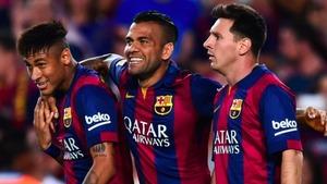 Agent Alvesa: Dani chce zostać w Barcelonie