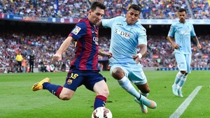100 asyst Messiego w La Liga