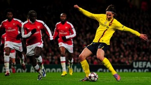 Ibrahimović: Grałem w najlepszej drużynie w historii