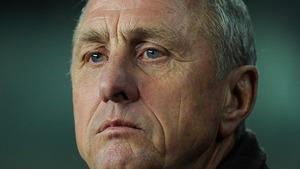 Cruyff: Zadebiutowałem w październiku i odniosłem sukces