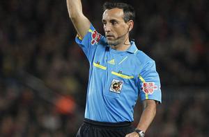 Teixeira Vitienes sędzią meczu Barcelona – Eibar