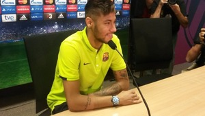 Neymar: Czuję się jak w domu