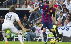 Mathieu: Byłem zaskoczony tym, że zagram na lewej obronie