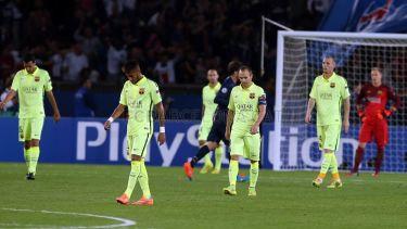 Piękny mecz ze smutnym zakończeniem: PSG – FC Barcelona 3:2