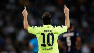 Historyczny wyczyn dziełem Messiego