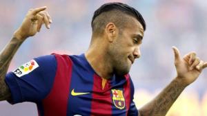 Dani Alves: To mój ostatni sezon w Barçy