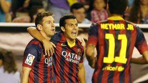 Rayo Vallecano – FC Barcelona; Składy
