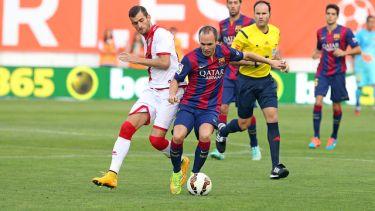 Popis Messiego i Neymara: Rayo Vallecano – FC Barcelona 0:2