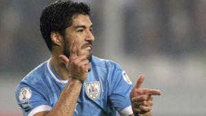Suárez zagra w pierwszym składzie