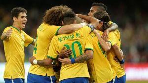 Brazylia pokonuje Argentynę