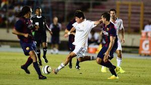 Porażka Barçy w meczu legend