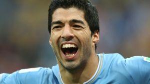 Dwa gole Suáreza dla Urugwaju