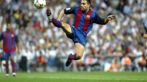 Gole pierwszej drużyny Barçy na Bernabéu