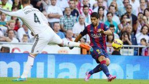 Debiut Suáreza w oficjalnym meczu
