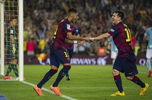 Oceny po meczu Barça – Eibar