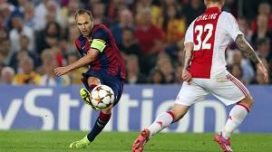 Kluczowe elementy Barcelony w meczu z Ajaxem