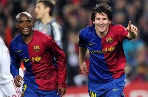 Messi i Munir strzelcami goli nominowanych jako najlepsze w historii UEFA