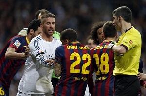 Znany sędzia na mecz Almería-Barcelona