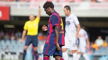 Barça B – CD Lugo: Niezasłużona porażka (0:1)
