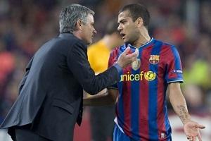 Mourinho chce Alvesa w styczniu