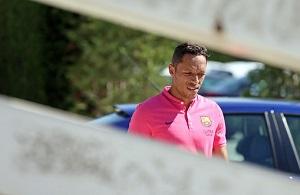 Adriano nie zagra z Ajaxem